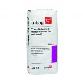 Quick Mix серия TNH-flex  - Трассовый раствор-шлам для повышения адгезии природного камня, белый, Арт. 72604