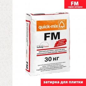Quick Mix серия FM - Цветная смесь для заделки швов, Цвет: Алебастрово-белый, Арт. 72301