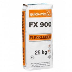 Quick Mix серия FX 900 - Высокоэластичный клей (С2 ТЕ, S1) , Цвет:  Серый, Арт. 72341