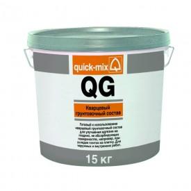 Quick Mix грунтовка QG Кварцевый грунтовочный раствор, Арт. 72449