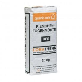 Quick Mix серия RFS - Цветная смесь для заделки швов, Цвет:  Серо-белый  , Арт. 72366
