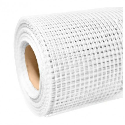 Quick Mix сетка - RU-PUG 100x5000 8x8мм Сетка усиленная 210г/м2, 50 м2, Арт. 72493